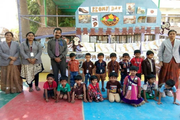 Nandha Central City School-Brown Day