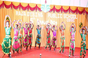 Raja Desing School - Annual Day