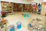 The Pupil - Saveetha Eco School-Art and Craft Room