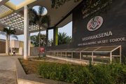 Vishwaksena Global School-Campus