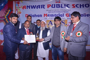 ANWAR PUBLIC SCHOOL-Award Presentation