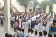 Bhartiya Vidyapeeth Senior Secondary School-Assembly