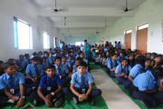 Brio World Academy-Morning Assembly