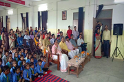 C V International School-Assembly