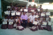 Dav Public School-Award