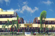 Dr Savita Memorial Global Academy-Building