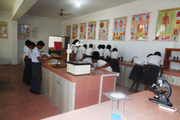H P Defence Academy-Biology Lab