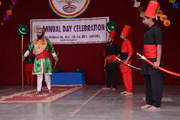 Manas Sthali Public School-Annual day