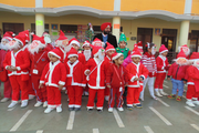 Milton Educational Academy-Christmas day