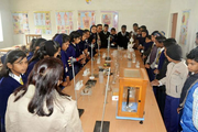 New Modern Children School-Chemistry Lab