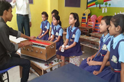 R S Excel English Academy-Music Class