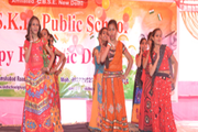 SKD Public School- Annual day