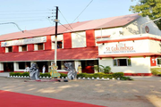 St Columbus International Public School-Campus