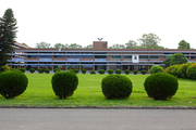 St Johns High School-Campus view