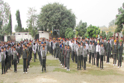 Red Rose Convent School-Assembly