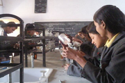The Indian Public School-Chemistry Lab
