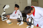 The Royal College-Biology Lab