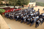 Burgess English Higher Secondary School-Morning Assembly