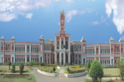 Rajkumar College-Campus-View front