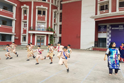 Ryan International School-Campus-View with sports