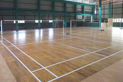 Christ Vidyanikethan-Basketball Court