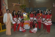 Nirmala English School-Christmas celebrations