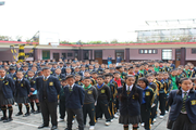 Namchi Public School-Assembly