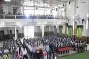 Girls High School and College-Auditorium
