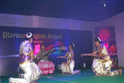 Playway English School-Cultural Dance