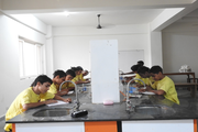 Bhaktivedanta Gurukula And International School-Chemistry Lab