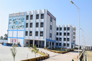 R V S International School-Campus-View front