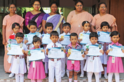 Holy Cross School-Annual Prize Distribution