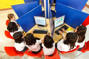 G D Goenka World School-Computer Lab