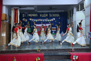 St Thomas High School-Annual Day