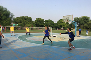 Billabong High International School-Basket Ball Court