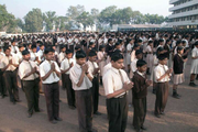 Agrasen High School-Assembly