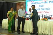 Agarwal Vidyalaya and Junior College-Award