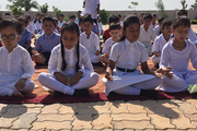 The Aarambh School-Yoga