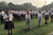 B G S International Public School-Assembly
