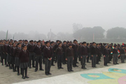 ITBP Public School-Assembly