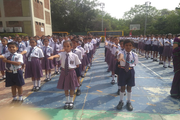 St Angels School-Morning Assembly