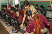 The Indian School-Computer lab