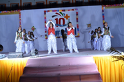 Maharshi English School-Annual day