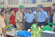 Sainik School-Annual day