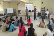 T N Rao School For Girls-Activity