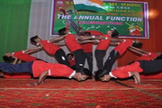 G B Public Senior Secondary School-Annual day