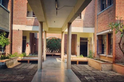 Kendriya Vidyalaya-Corridor