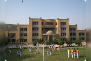 Campus View of Laxmi International School Manesar