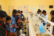 Millennium Public School-Biology Lab