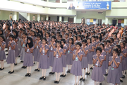 Bethsada Public School-Assembly